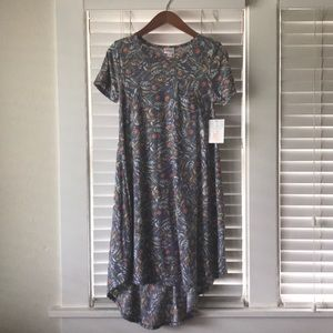 LulaRoe Carly dress New with tags